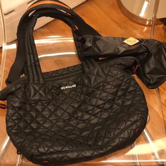 c2e1a69fe82b MZ Wallace quilted black medium Sutton. M_5b1ca4ceaa8770e2cc630f99